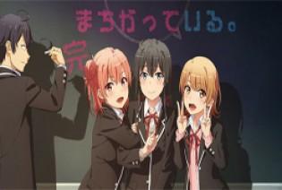 Yahari Ore no Seishun Love Comedy wa Machigatteiru. Kan Capítulo 5 Sub Español