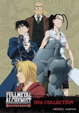 Fullmetal Alchemist: Brotherhood Specials Online
