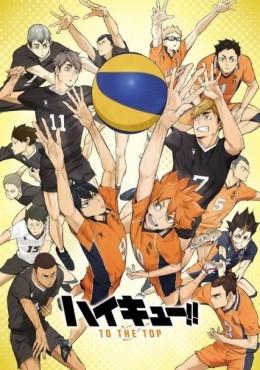 Haikyuu!!: To the Top 2nd Season Online